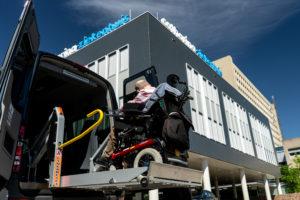 Veilig en verantwoord rolstoelvervoer