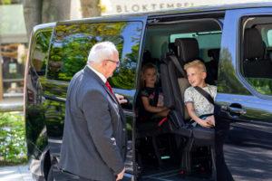 Leerlingenvervoer van kwetsbare kinderen