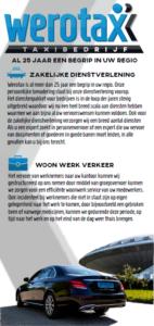 Informatie brochures