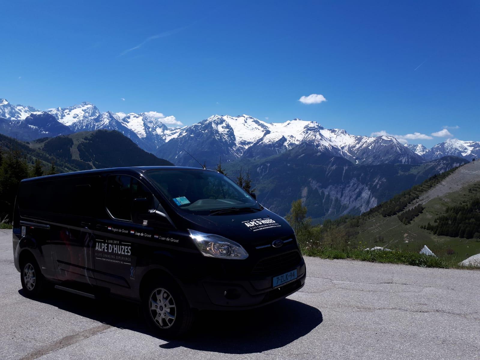 Sponsor Alpe d'huzes